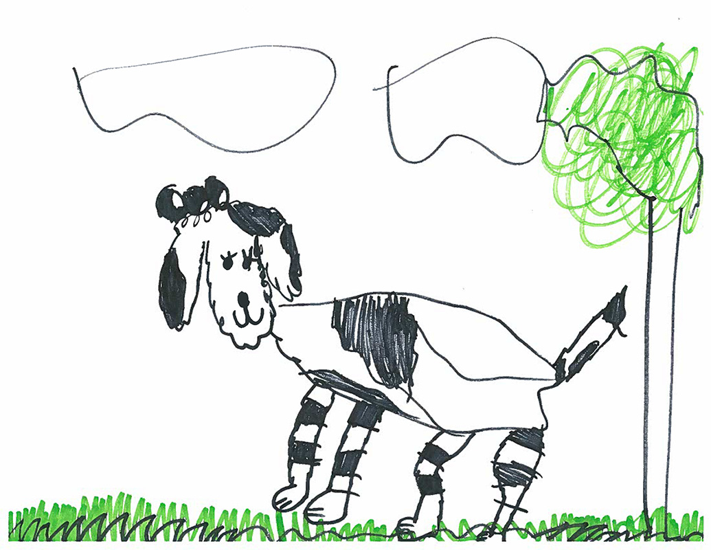 Horrible kid drawings of dogs – Page 2 – Amazing Doggies