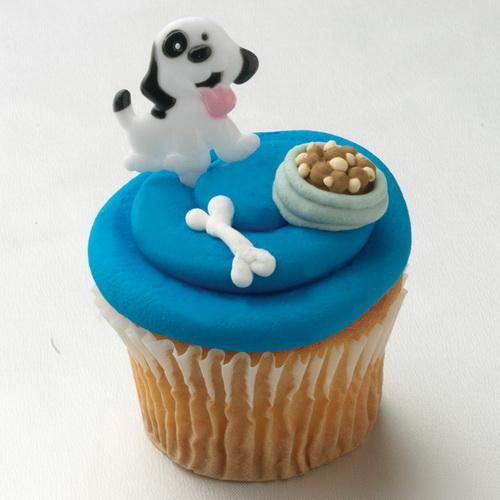 Cute-dog-cupcake
