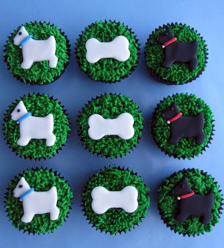 Scottie-Dog-Cupcakes